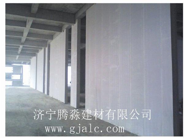 alc砂加气墙板